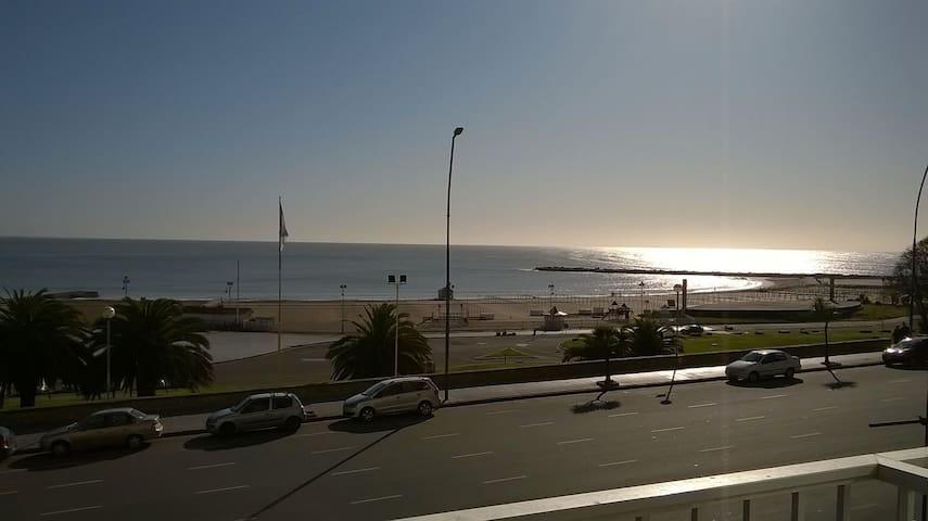 1 Amb. Vista al mar Mar del Plata - Mar del Plata