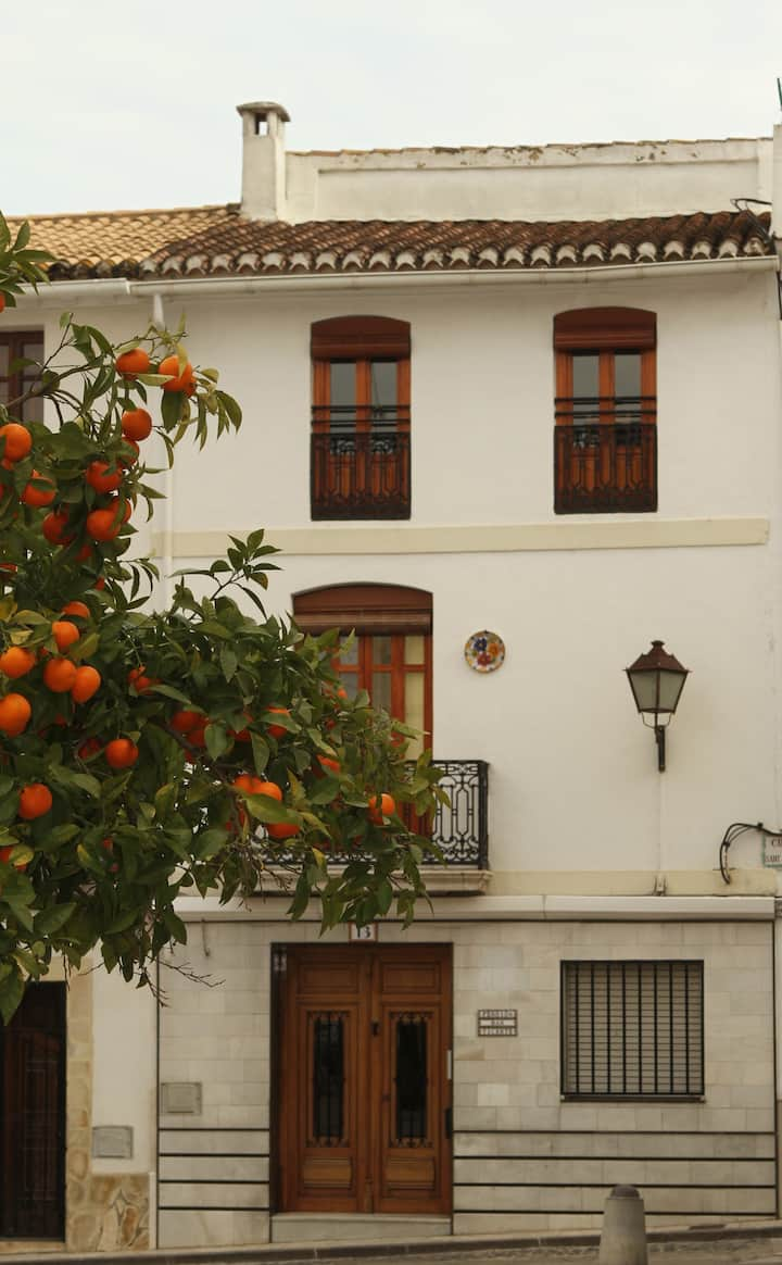 Traditional SpanishTownhouse