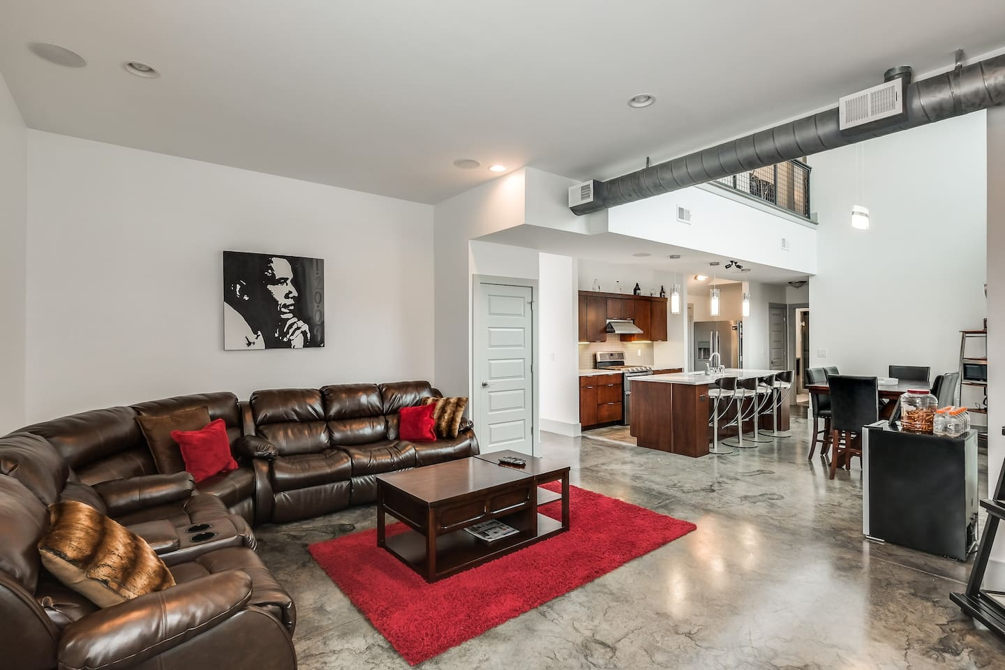 modern home blocks from downtown houses for rent in nashville