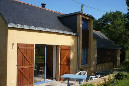 Maison 80m2 près rivière 30mn mer - Saint-Dolay