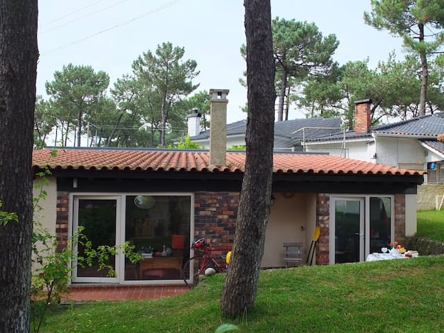 Charming cottage by the beach - Darque - Cabaña