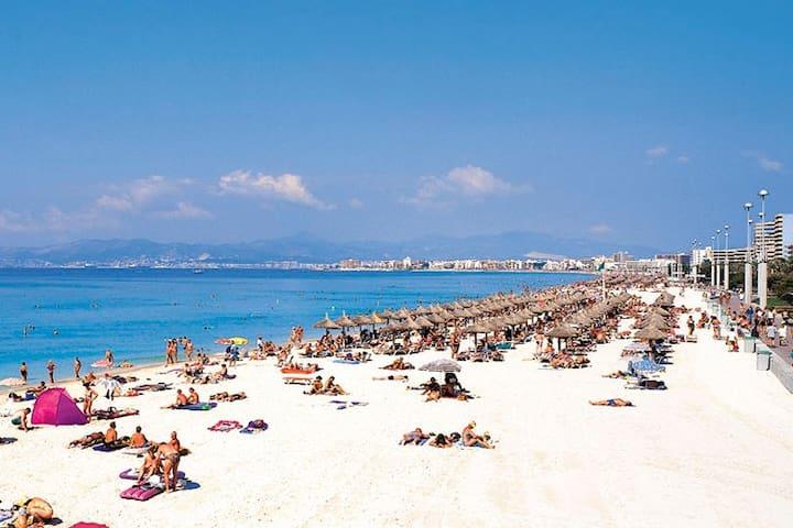 playa de palma - Palma - Leilighet