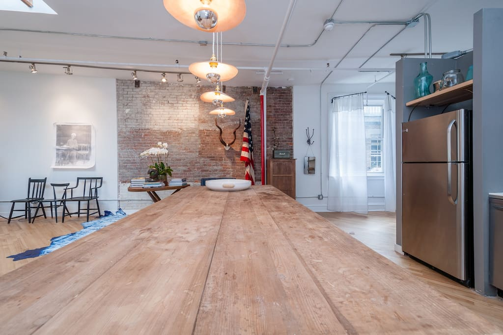 The quintessential soho loft apartments for rent in new for Loft soho new york