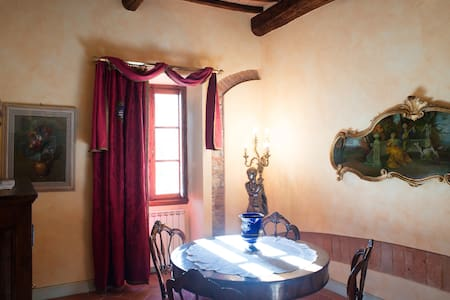 Charme and taste  Chianti, Florence - Mercatale