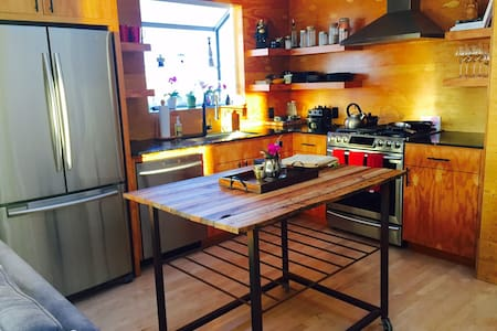 Beautiful 2 bedroom houseboat - Sausalito - Casa