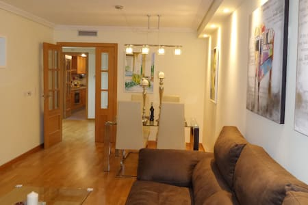 Luxury centrally located apartment