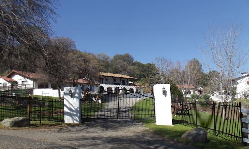 La CASITA at the HACIENDA private guest house w/TV
