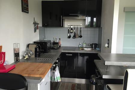 Beau studio dans immeuble calme et sécurisé - Le Mée-sur-Seine - Apartment
