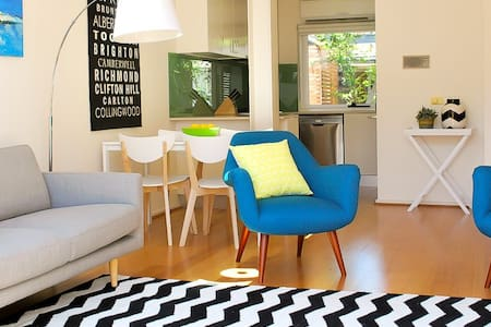 Bright, modern and colourful