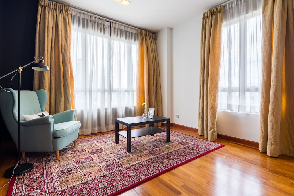 Spacious and Enjoy the View of The KL City