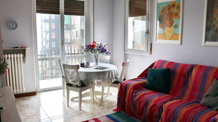 Delizioso appartamento arredato vicino M2 Cologno