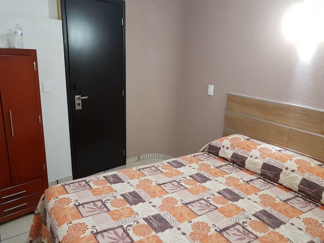 Habitación privada en centro de Morelia