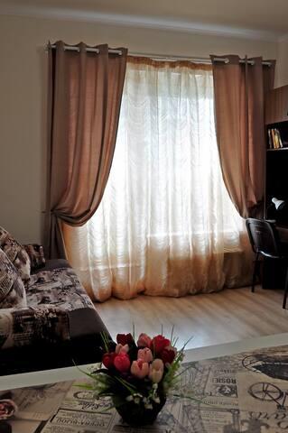квартира для поездки в  Санкт-Петербург
