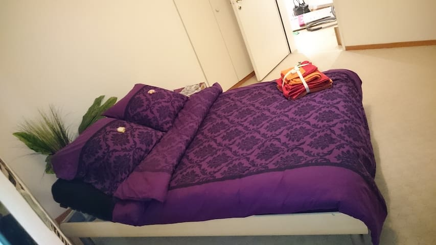 Cozy room - nearby Rapperswil - Jona SG - 公寓