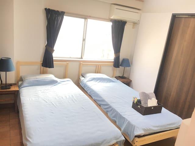 401 Great location!Near Sannomiya and Shin-Kobe st