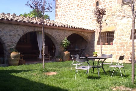 Casa rural, Masia Cal Guim ,B&B - Ossó de Sió