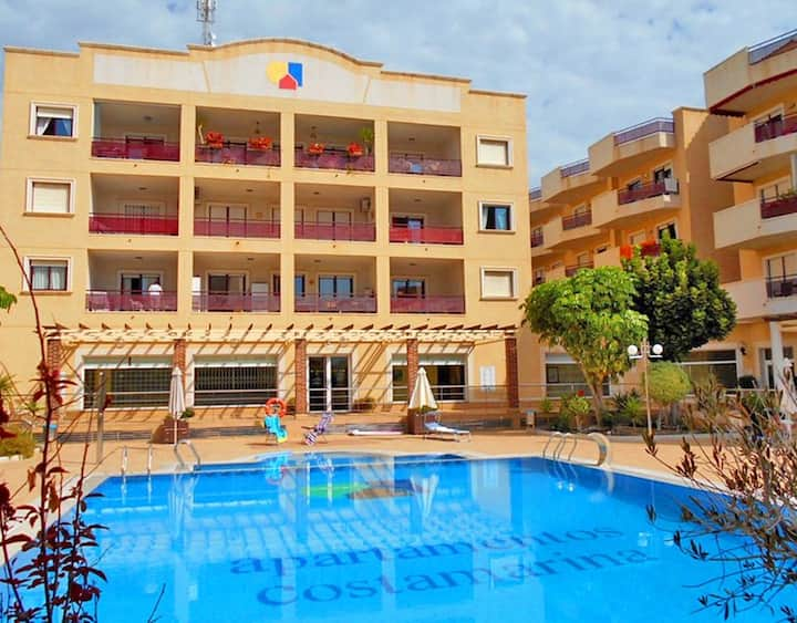 Lovely apartment On Cabo Roig strip Costa Blanca