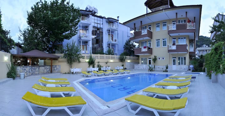 Arda Apart Kemer (1 bedroom 1 dining room)