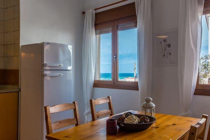 Apartamento cerca de la playa.