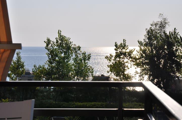 Appartamento 20 metri spiaggia - Diamante - Apartment