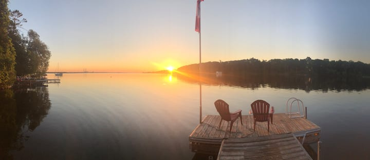 Viking Cabin + free breakfast