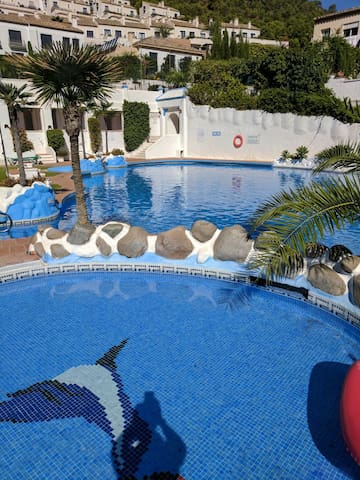 Benahavis apartment, Costa Del Sol, Spain