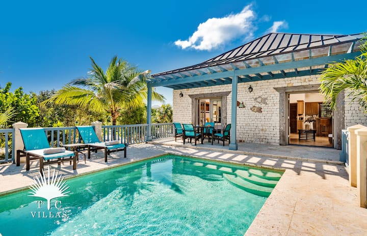 TC Villas // Coriander Cottage -Privacy & Romance