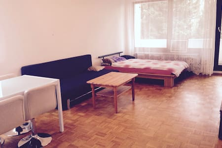 Feel at home in Private room, Ideal for Guests - Bremen - Daire