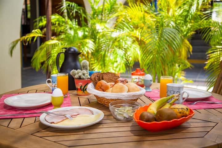 Bed & Breakfast Toni Kunchi (Economy Garden View)