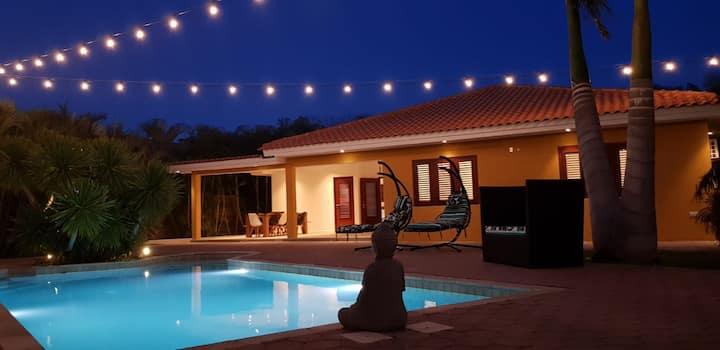 Luxury Tropical Villa Ambiente Curacao