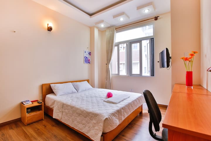 Quiet Private Room Centre Phuong Kha House @22