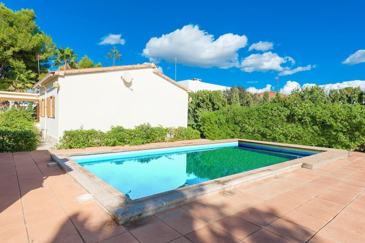 Can Benavent - Fantastic house with pool - Palma - House