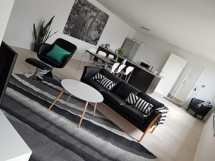 City lejlighed  i Skjern nær indkøb/natur+ P plads