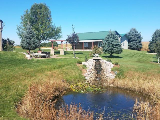Piparo's Dream Season Ranch Cabin