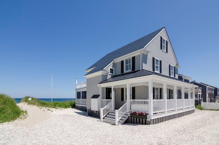 *Oceanfront Beach Home*