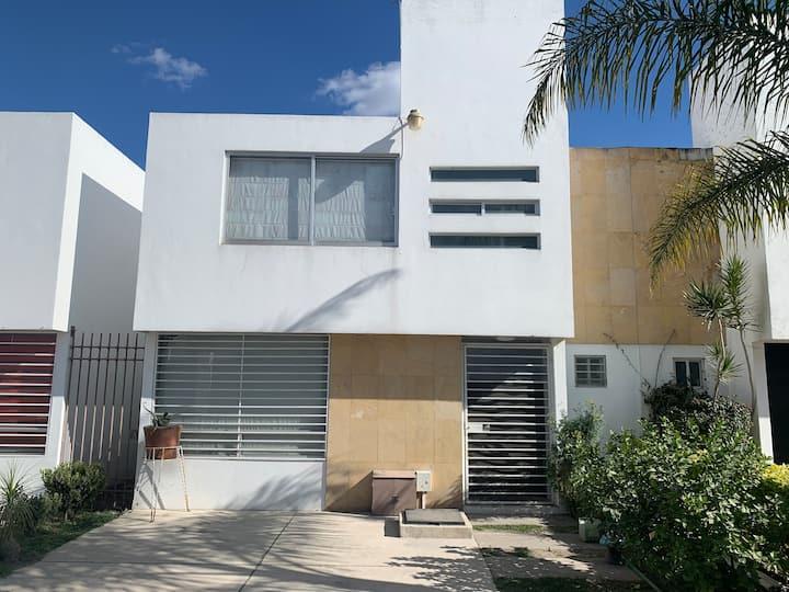""""""" Hermosa casa en San Andrés Cholula"""""""