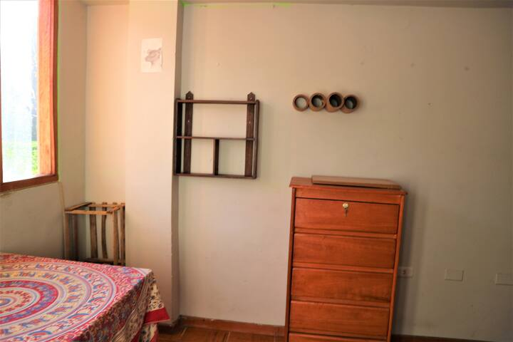 Cozy bedroom in a great spot