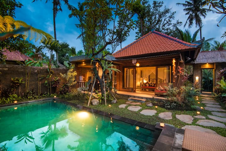 Peaceful and Relaxing Private Villa in Ubud