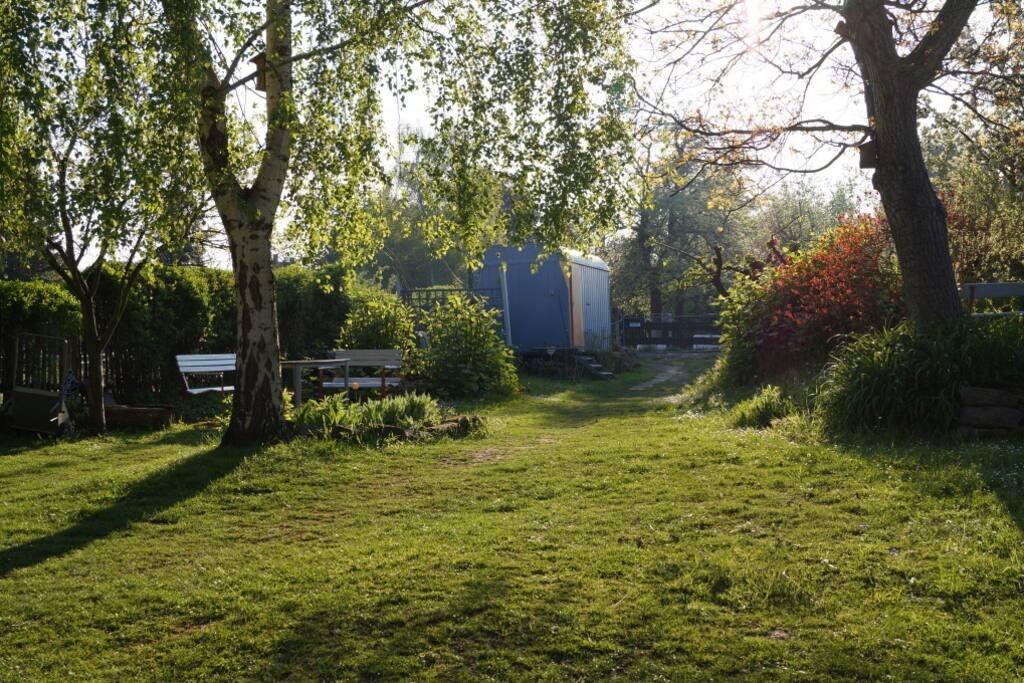 villa maibeere bungalows zur miete in radebeul sachsen deutschland. Black Bedroom Furniture Sets. Home Design Ideas