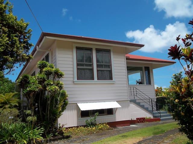 Hale Aloha - Our Home of Aloha  - Hakalau - Huis