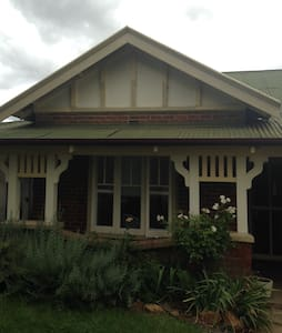 Charming older style house  - Canowindra