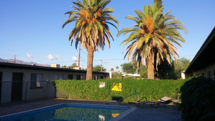 1 Bedroom Apt (1109) with Pool