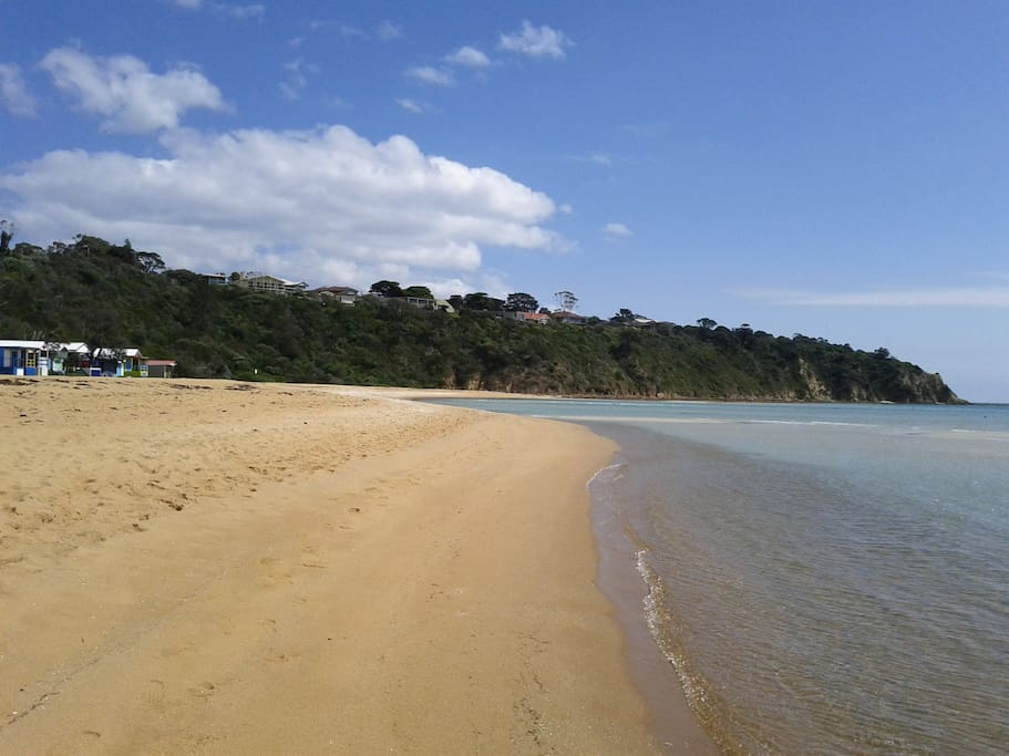 Best beach in the world!! South Beach, Mt.Martha.
