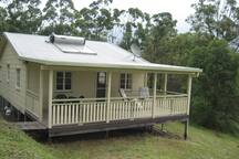 Plenty of space on the large deck to take in the superb views