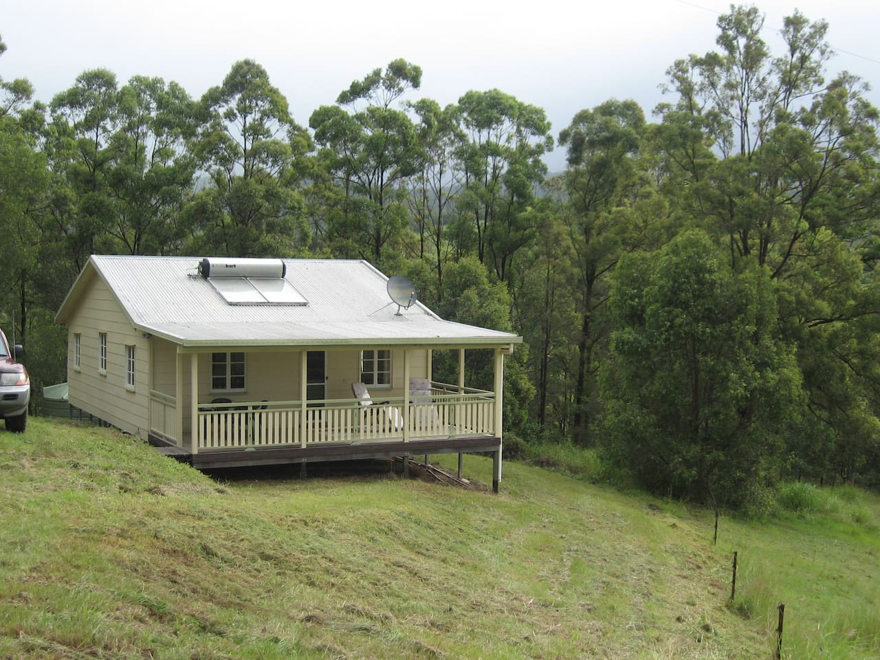 Renew Cottage,  the perfect base for exploring the Hinterland
