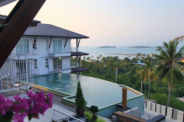 Nice 80 sqm Appartment in Koh Samui - Bo Phut - Apartemen