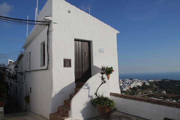 A House With A View Over The Med...