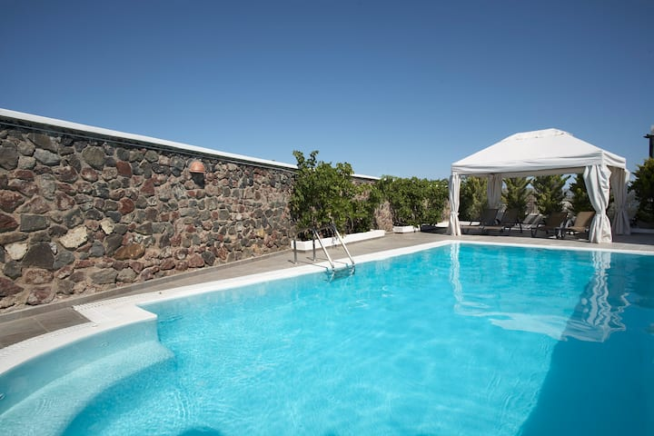 Classic Double room with Sea View at Meli Meli