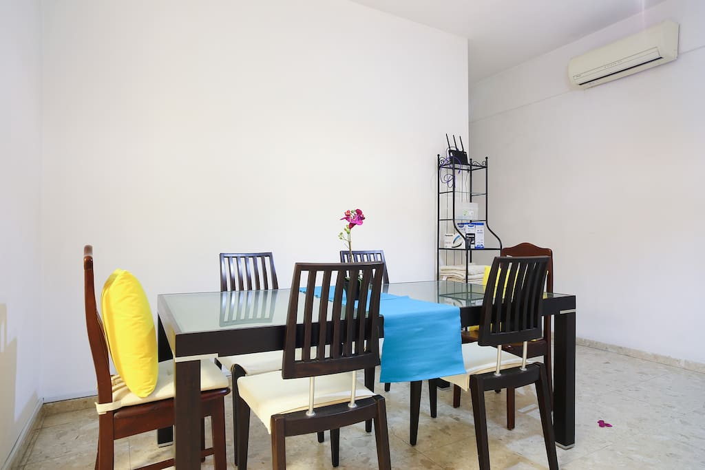 Dining Area and Dining table