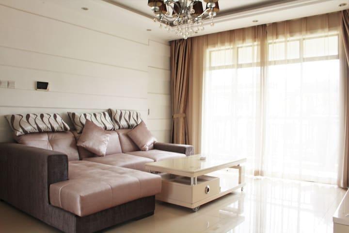纯白小清新公寓
